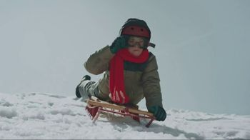Fios by Verizon TV Spot, 'Sled Jump: January' Song by Steve Miller Band
