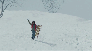 Fios by Verizon TV Spot, 'Sled Jump: January' Song by Steve Miller Band - Thumbnail 1