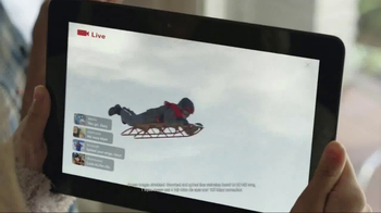Fios by Verizon TV Spot, 'Sled Jump: January' Song by Steve Miller Band - Thumbnail 4