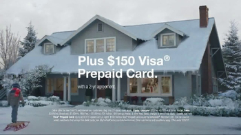 Fios by Verizon TV Spot, 'Sled Jump: January' Song by Steve Miller Band - Thumbnail 7