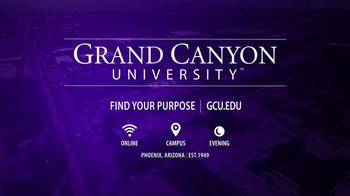 Grand Canyon University TV Spot, 'Dominique Testimonial' - Thumbnail 10