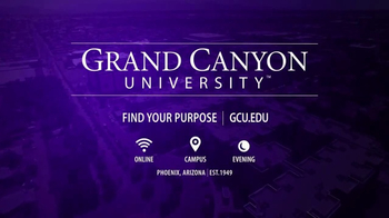 Grand Canyon University TV Spot, 'Dominique Testimonial' - Thumbnail 9