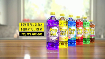 Pine Sol TV Spot, 'Powerful Meets Lavender' - Thumbnail 5