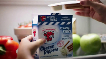The Laughing Cow Cheese Dippers TV Spot, 'Try Something New' - Thumbnail 4
