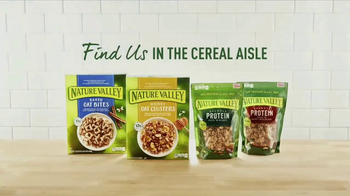 Nature Valley TV Spot, 'Cereal & Protein Bars' - Thumbnail 4