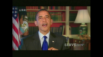 United We Serve TV Spot, 'My American Story' Featuring Barack Obama - Thumbnail 5