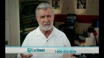 CarShield TV Spot, 'Sooner or Later' Featuring Mike Ditka