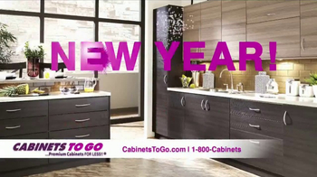 Cabinets To Go TV Spot, 'Brighten Up Your Kitchen' - Thumbnail 1