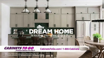 Cabinets To Go TV Spot, 'Brighten Up Your Kitchen' - Thumbnail 2