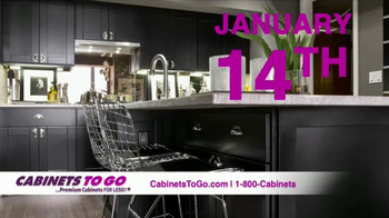 Cabinets To Go TV Spot, 'Brighten Up Your Kitchen' - Thumbnail 5