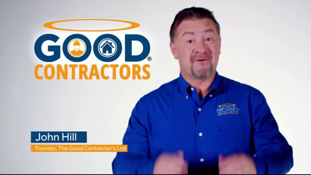 The Good Contractors List Tv Commercial Here To Protect Ispottv