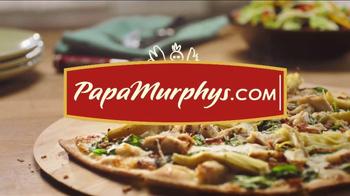 Papa Murphy's Chicken Bacon Artichoke Pizza TV Spot, 'Love' - Thumbnail 9