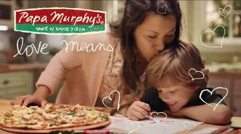 Papa Murphy's Chicken Bacon Artichoke Pizza TV Spot, 'Love' - Thumbnail 1