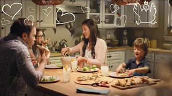 Papa Murphy's Chicken Bacon Artichoke Pizza TV Spot, 'Love' - Thumbnail 4
