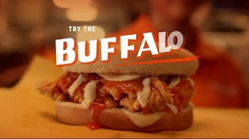 Whataburger Buffalo Ranch Chicken Strip Sandwich TV Spot, 'It's Back'