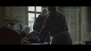 Xerox TV Spot, 'Xerox & Brother Dominic: Together They Set the Page Free' - Thumbnail 2