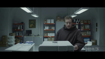 Xerox TV Spot, 'Xerox & Brother Dominic: Together They Set the Page Free'