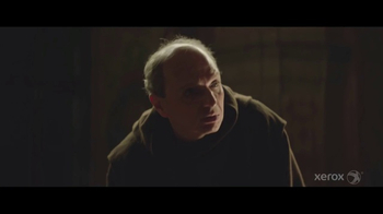 Xerox TV Spot, 'Xerox & Brother Dominic: Together They Set the Page Free' - Thumbnail 7