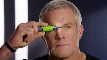 MicroTouch Max TV Spot, 'Precise Trimming' Featuring Brett Favre - Thumbnail 6