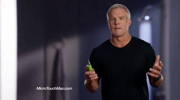 MicroTouch Max TV Spot, 'Precise Trimming' Featuring Brett Favre - Thumbnail 7