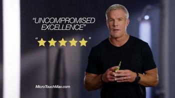 MicroTouch Max TV Spot, 'Precise Trimming' Featuring Brett Favre - Thumbnail 8