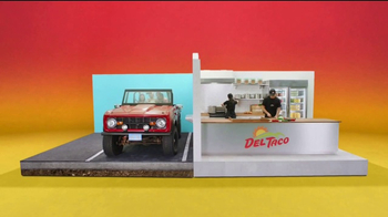 Del Taco TV Spot, 'The Turkey Del Taco' - Thumbnail 8