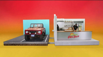 Del Taco TV Spot, 'The Turkey Del Taco'