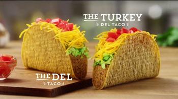 Del Taco TV Spot, 'The Turkey Del Taco' - Thumbnail 7