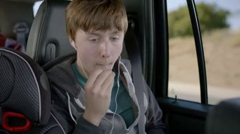 Juicy Fruit Longer Lasting Gum TV Spot, 'Family Uses Zippers to Connect'