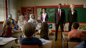 Mercury Insurance TV Spot, 'Career Day' - Thumbnail 1