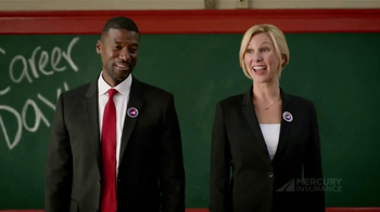 Mercury Insurance TV Spot, 'Career Day' - 4440 commercial airings