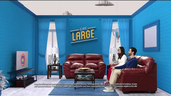 Rent-A-Center TV Spot, 'Live Large Without Making Large Payments' - Thumbnail 3