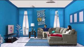 Rent-A-Center TV Spot, 'Live Large Without Making Large Payments' - 5242 commercial airings