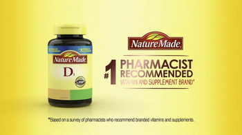 Nature Made Vitamin D3 TV Spot, 'Health & Life' - Thumbnail 10