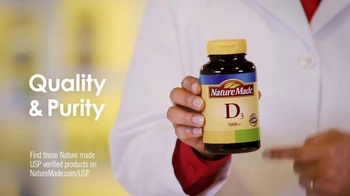 Nature Made Vitamin D3 TV Spot, 'Health & Life' - Thumbnail 7