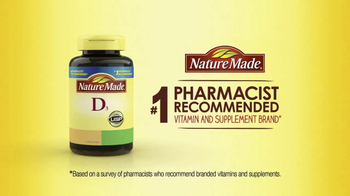 Nature Made Vitamin D3 TV Spot, 'Health & Life' - Thumbnail 9