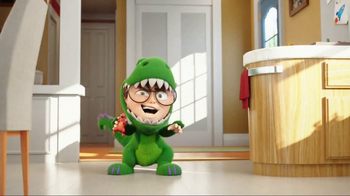 Country Crock TV Spot, 'Turn Your Little Dino Into a Veggie-Saurus Rex' - Thumbnail 2