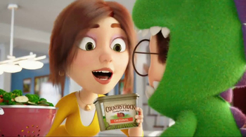 Country Crock TV Spot, 'Turn Your Little Dino Into a Veggie-Saurus Rex' - Thumbnail 5