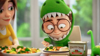 Country Crock TV Spot, 'Turn Your Little Dino Into a Veggie-Saurus Rex' - Thumbnail 7