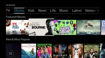 XFINITY On Demand TV Spot, 'Super Movies' Song by Goldfrapp - Thumbnail 10