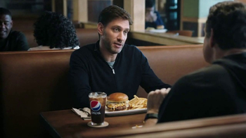 Applebee's All-In Burger Meal Deal TV Spot, 'M&M Win Seared In' - Thumbnail 1