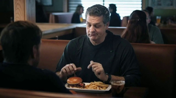 Applebee's All-In Burger Meal Deal TV Spot, 'M&M Win Seared In'