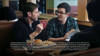 Applebee's All-In Burger Meal Deal TV Spot, 'M&M Win Seared In' - Thumbnail 5