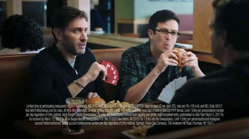 Applebee's All-In Burger Meal Deal TV Spot, 'M&M Win Seared In' - Thumbnail 6