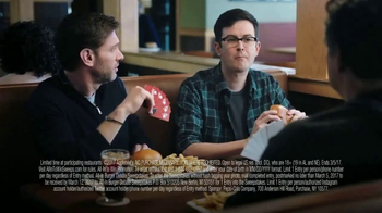Applebee's All-In Burger Meal Deal TV Spot, 'M&M Win Seared In' - Thumbnail 7
