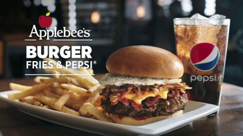 Applebee's All-In Burger Meal Deal TV Spot, 'M&M Win Seared In' - Thumbnail 8