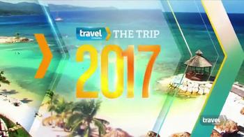 The Trip 2017 TV Spot, 'Florida to Jamaica' Ft Samantha Brown, Jack Maxwell - Thumbnail 1