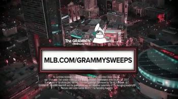 MLB Network Grammy Sweeps TV Spot, 'Let's Go!' - Thumbnail 8