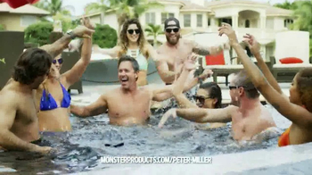 Monster TV Spot, 'Fun in the Water' Featuring Peter Miller - Thumbnail 8