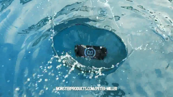 Monster TV Spot, 'Fun in the Water' Featuring Peter Miller - Thumbnail 6